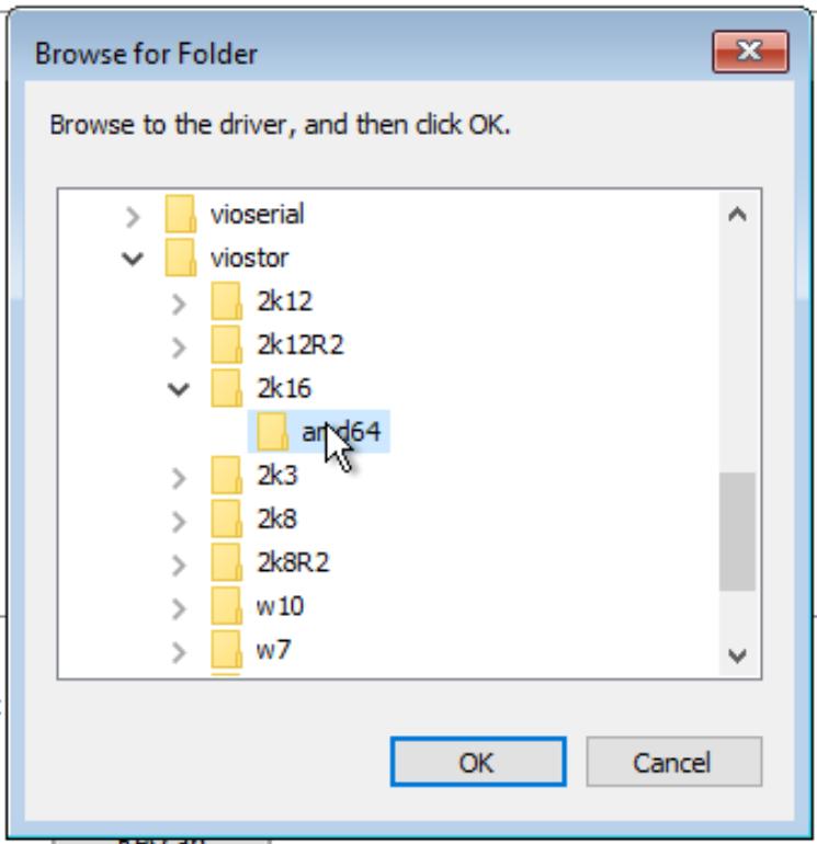 SelectDriver